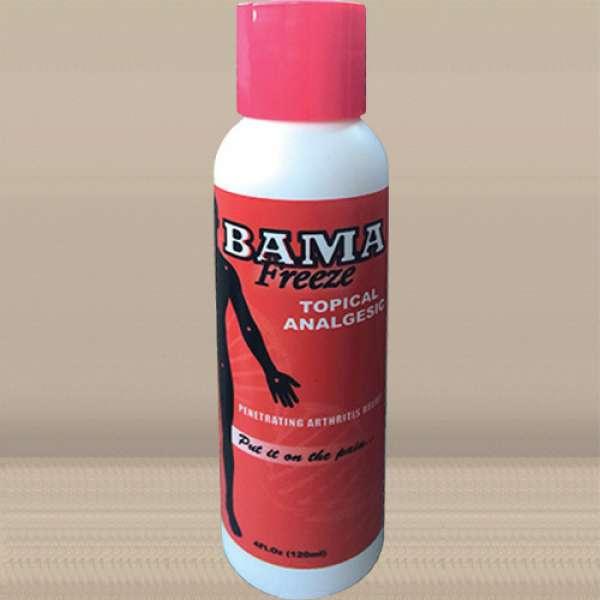 Bama~Freeze 4oz Bottle