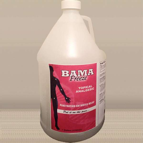 Bama~Freeze 1 Gallon